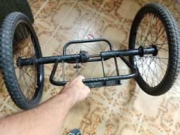 100 reais encaixe de triciculo