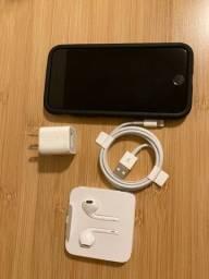 iPhone SE2 128gb Preto - Novinho!!