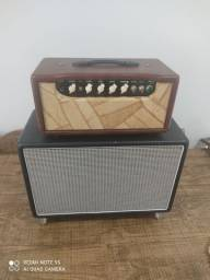 Amplificador Valvulado 15whats