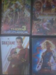Vendo DVDs varios titulos