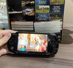 PSP Limited edition NA CAIXA - Desbloqueado