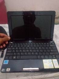 Netbook e impressora 200