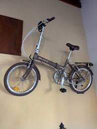 Bicicleta Dobrável.