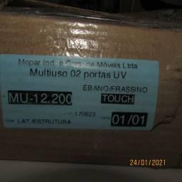 Armário Multiuso 02 portas Novo Caixa Lacrada de Fábrica