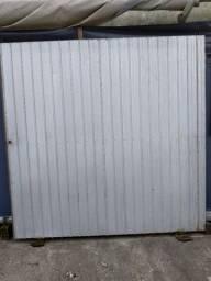 Portão de ferro 2.20 x 2.20
