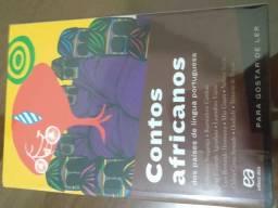 Livro paradidático Contos Africanos