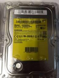 HD Samsung 500GB NOVOS
