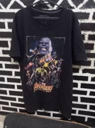 Camisa Marvel Avengers G