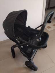 Carrinho de bebê Cosco Poppy trio 3 em 1