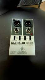 DIRECT BOX ULTRA-DI DI20 BEHRINGER