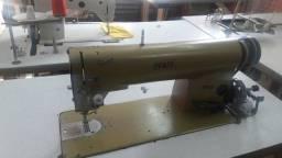 Máquina de costura reta industrial Pfaff 563