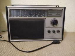 Antigo Rádio Philips 695
