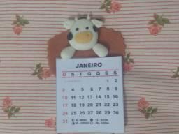 Mini calendário Biscuit 2021