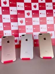 iPhone 7 Plus 32gb bateria 100% + brinde oportunidade