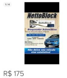 Bloqueador Corta Corrente Automotivo Veicular Alarme