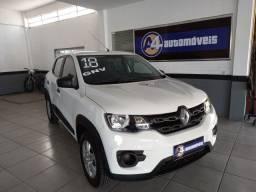 Renault Kwid Zen 1.0 com GNV