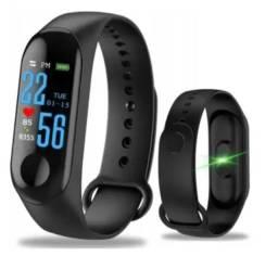 Relógio Pulseira Inteligente Smartband Tomate Mtr-06 Usb