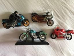 Título do anúncio: Miniaturas de motos