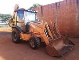 Retro escavadeira 580m 2012 4x4