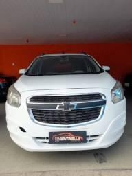 Chevrolet Spin 1.8 LT / Aprovo score/ pensionista/aposentado/uber/autonomo