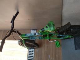 Bicicleta aro 16 Ben 10
