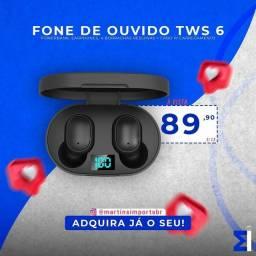 Fone Bluetooth TWS 6