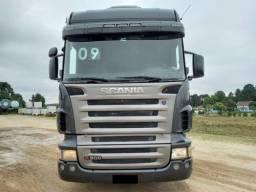 caminhão Scania R 500 V8 6x2.