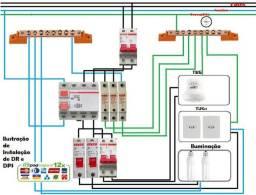 Eletricista e automação residencial