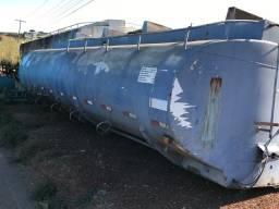 Tanques 20 e 22mil litros