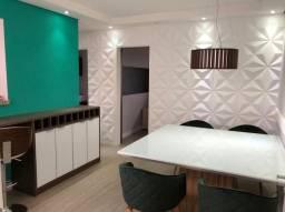 Apartamento super Moderno - Condominio Parque das Flores - Sumare