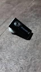 Fone de ouvido bluetooth com carregador