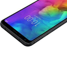 LG Q7+ NOVO,NA CAIXA COM CARREGADOR E FONE INCLUSO