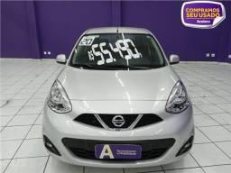 Nissan March 2020 1.6 sv 16v flexstart 4p manual