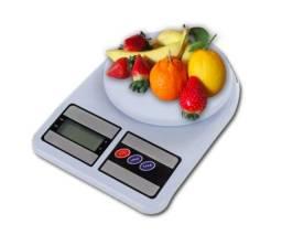 Balança digital de comida ate 10 kg + kit de pilhas Lacrado