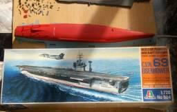 Porta Aviões Eisenhower 1/720