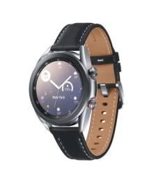 Smartwatch Samsung Galaxy Watch 3 LTE 41mm prata *lacrado*