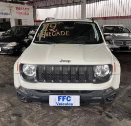 Jeep Renegade Sport 1.8 Flex Automático 2019 Branco