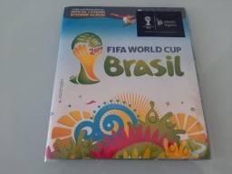 Álbum de figurinhas Completo Copa do Mundo 2014