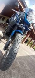 Moto ténéré 660