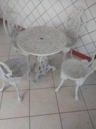 Jogo mesa 4 cadeiras