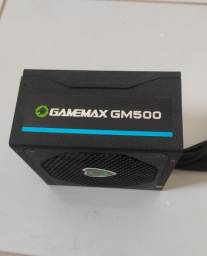 FONTE GAMER GAMEMAX 500W