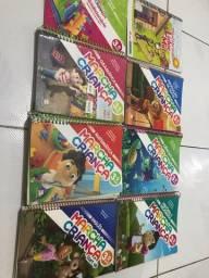 Livros marcha criança 3 ano líder em mim