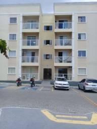 Apartamento no Residencial Acauã, de 2 quartos com suíte e Varanda e área de lazer.