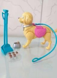 Cachorro original Barbie.