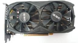 Placa de video nVidia GTX 960 4GB Zotac AMP com defeito