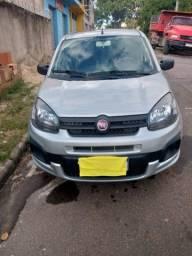 Fiat uno 1.0 atractive completo