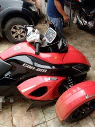 Triciclo Brp Can Am Spyder Rs