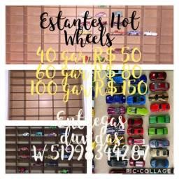 estante hot wheels escala 1:64 mattel maisto matchbox