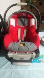 Bebê conforto Chicco com suporte