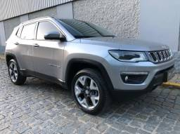Jeep Compass Longitude 4x4 Diesel Automático 2.0 ano 2019